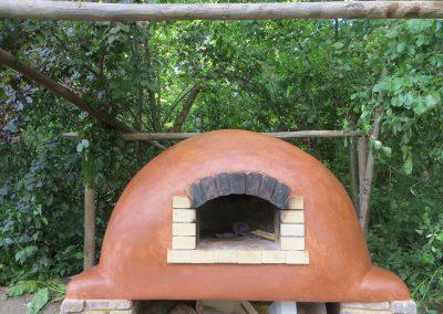 Horno y cocina exterior (2)