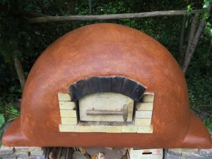 Project Oven and Outdoor kitchen